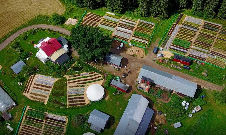 diverse farm