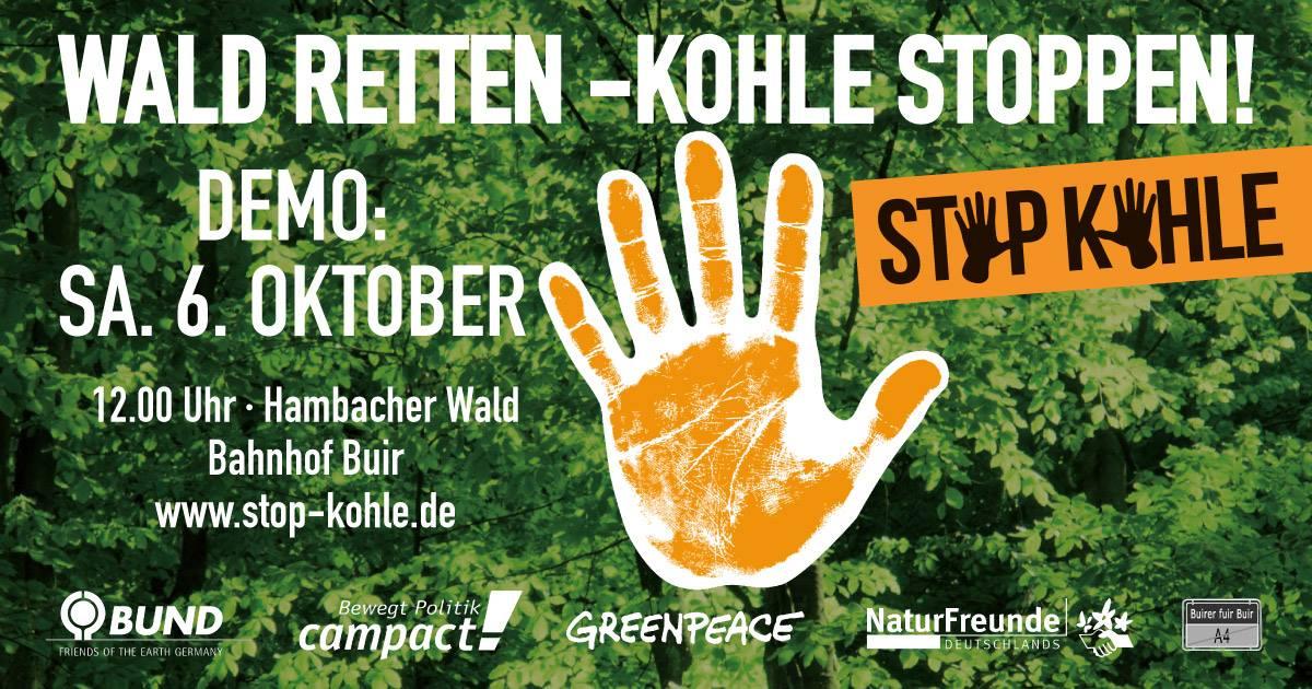 Hambacher-forest-demonstration